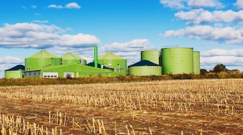生物天然气发展现状及农作物秸秆