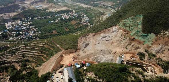 矿产资源开发与生态环境恢复治理