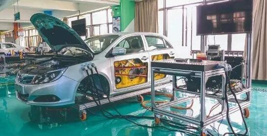 新能源汽车技术专业教学研究