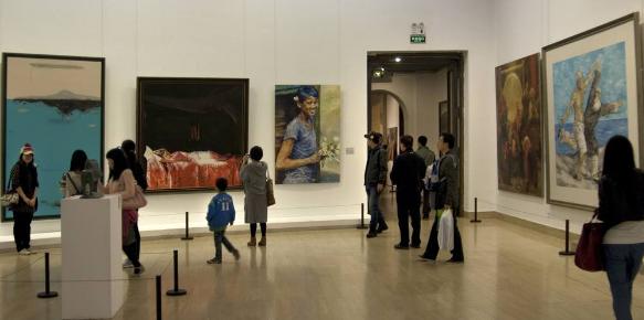 新时期绘画艺术活动探讨