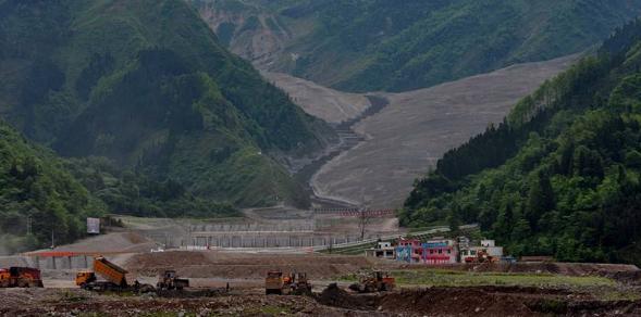 地质灾害治理工程对环境的影响