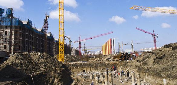 房屋建筑施工中环境污染防治与处理研究