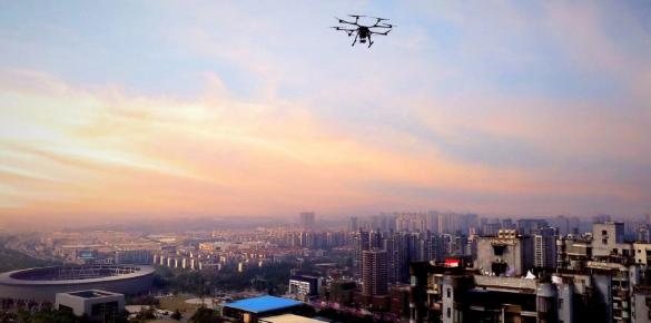 无人机倾斜摄影技术制作建筑立面图方法研究