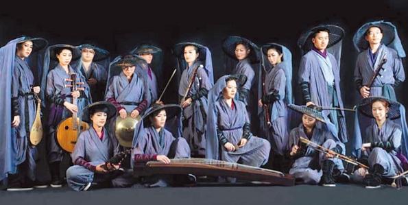 香港武侠电影配乐中的民族音乐元素