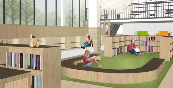 图书馆建筑休闲空间设计研究