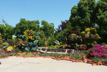 现代家庭园艺与城市园林绿化