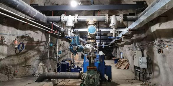 矿山井下排水系统自动化控制分析