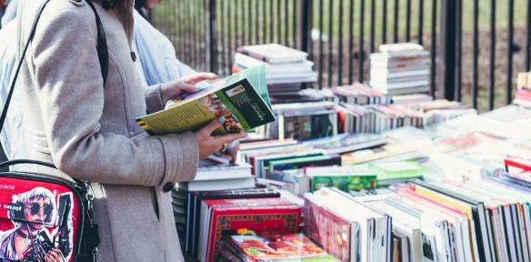 浅谈校园二手书籍循环利用的可持续发展