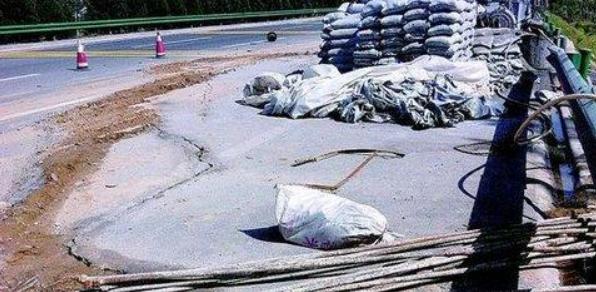 道路桥梁工程中沉降段路基路面施工技术分析