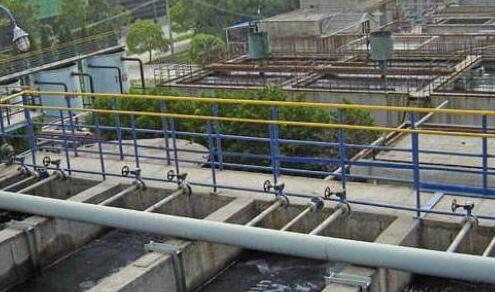 工业废水处理中的运用