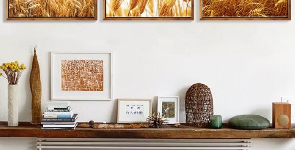传统书画装裱艺术在当代室内设计中的应用研究
