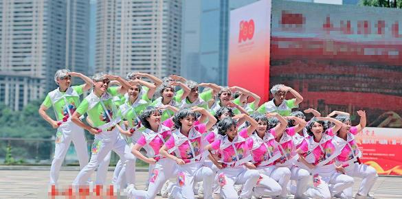 城市文化元素在重庆地区艺术广场舞中的编创研究