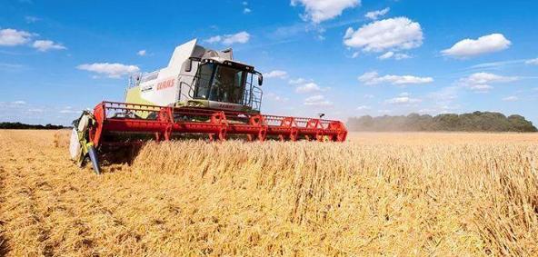 智能农机推进农业全程机械化