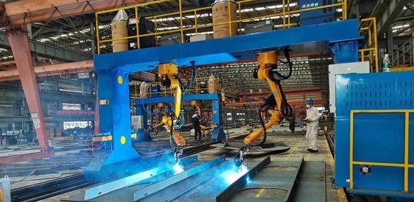 论船舶焊接与结构设计优化